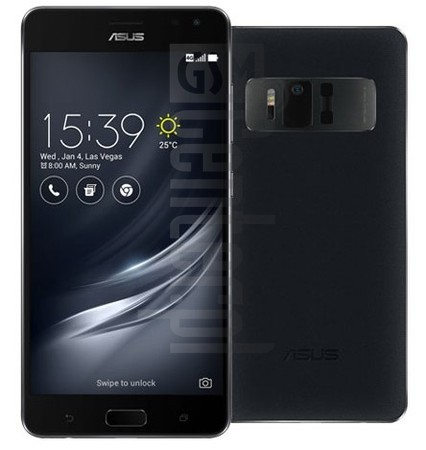 ASUS ZenFone Ares image on imei.info