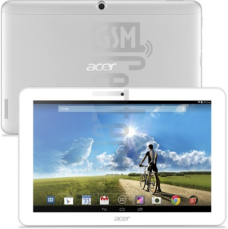 ACER A3-A20 Iconia Tab image on imei.info