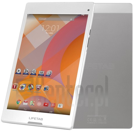 MEDION LIFETAB S8312 image on imei.info