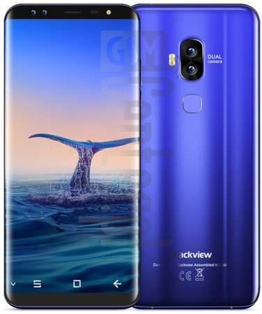BLACKVIEW S8 image on imei.info
