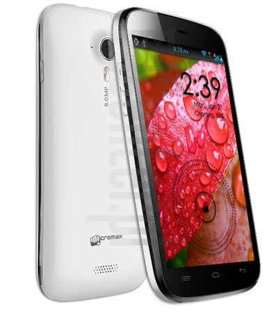 MICROMAX A116 Canvas HD image on imei.info