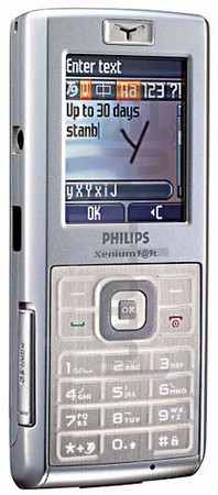 PHILIPS Xenium 9@9t image on imei.info