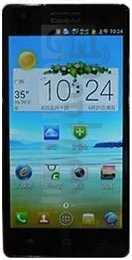 CoolPAD 9250L image on imei.info