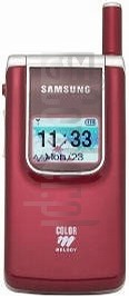 SAMSUNG S200 image on imei.info