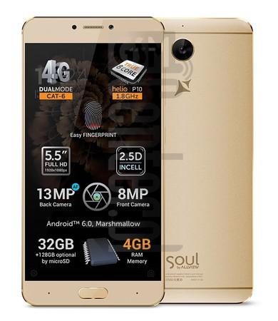 ALLVIEW X3 Soul Plus image on imei.info