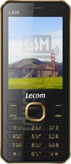IMEI Check LECOM L400 on imei.info