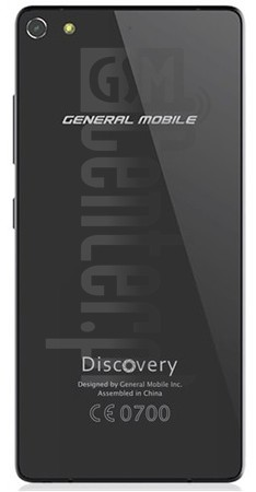 GENERAL MOBILE Discovery Elite Plus image on imei.info
