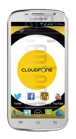 IMEI Check CLOUDFONE Excite 501D on imei.info