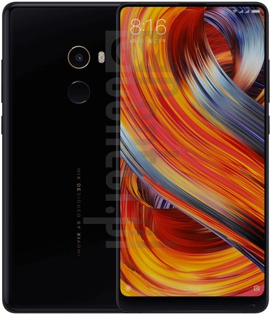 XIAOMI Mi Mix 2 image on imei.info