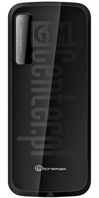 MICROMAX X410 image on imei.info