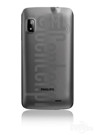PHILIPS W536 image on imei.info