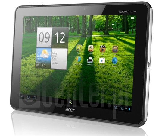 ACER A700 Iconia Tab image on imei.info