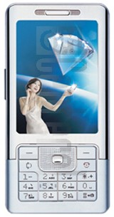 CHANGHONG K268 image on imei.info