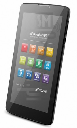 BLISS Pad M7021 image on imei.info