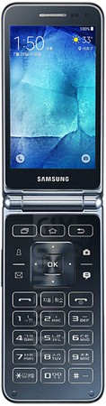 SAMSUNG G150N0 Galaxy Folder LTE image on imei.info