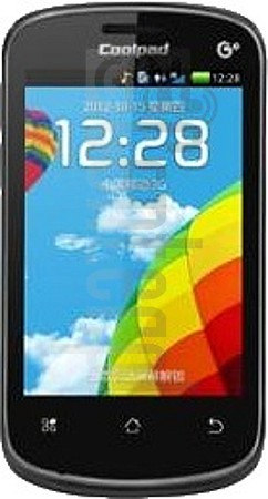CoolPAD 8050 image on imei.info
