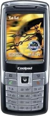 CoolPAD 269 image on imei.info