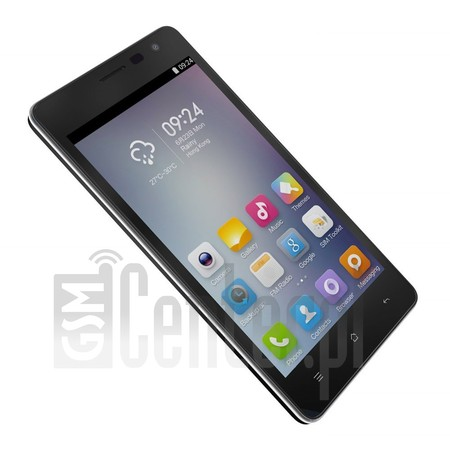 CUBOT S168 image on imei.info