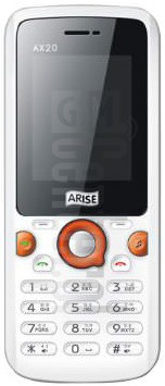 ARISE AX20 image on imei.info