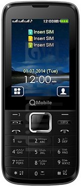 QMOBILE R500 image on imei.info