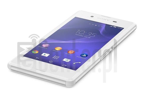IMEI Check SONY Xperia E3 D2206 on imei.info