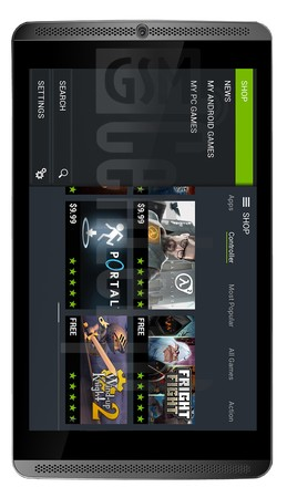 IMEI Check NVIDIA Shield Tablet 3G/LTE on imei.info
