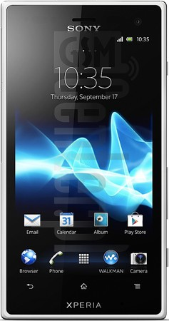 SONY Xperia Acro S image on imei.info