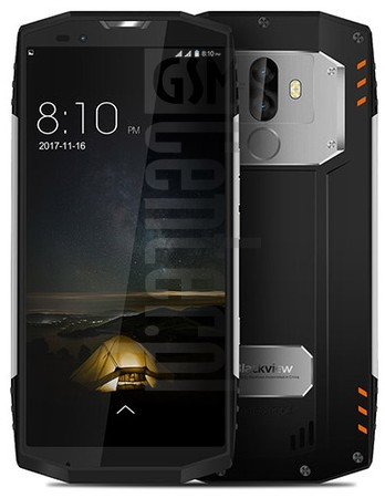 BLACKVIEW BV9000 Pro image on imei.info