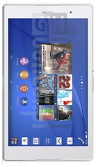 IMEI Check SONY SGP612CE Xperia Z3 Tablet Compact on imei.info