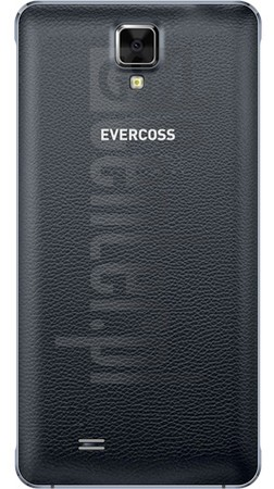 EVERCOSS Winner Y1 A75W image on imei.info