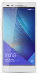 HONOR Honor 7 image on imei.info