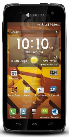 KYOCERA C6730 Hydro Icon image on imei.info