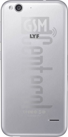 LYF Water 3 LS5503 image on imei.info