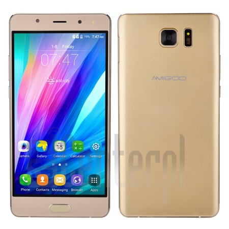 AMIGOO R8 image on imei.info