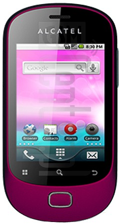 ALCATEL T-Mobile Move image on imei.info
