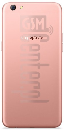 OPPO R9S Plus image on imei.info