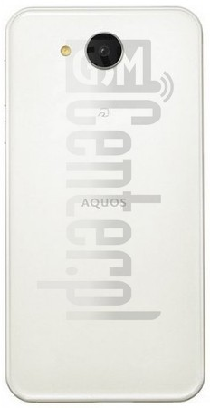 SHARP Aquos ea image on imei.info