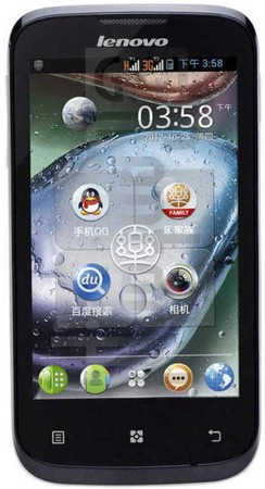 LENOVO A530 image on imei.info