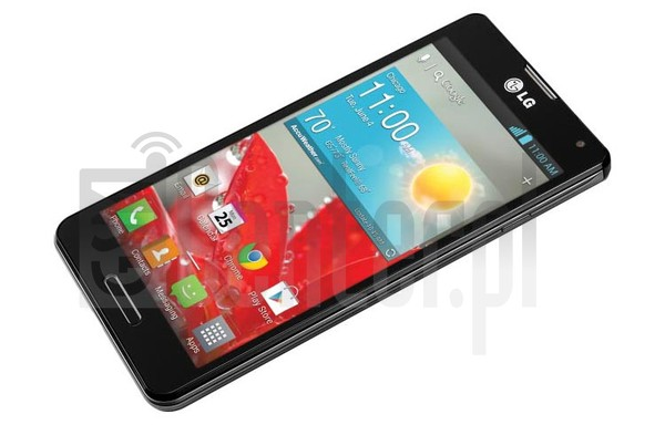 LG LG870 Optimus F7 image on imei.info