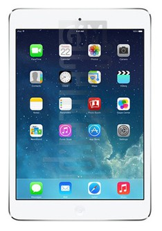 APPLE iPad Mini 2 Wi-Fi image on imei.info