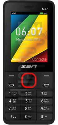 ZEN M67 image on imei.info