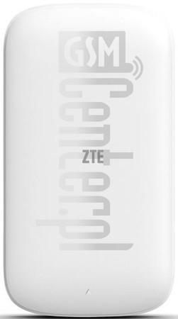 ZTE MF90+ Mobile WiFi Hotspot Specification - IMEI info