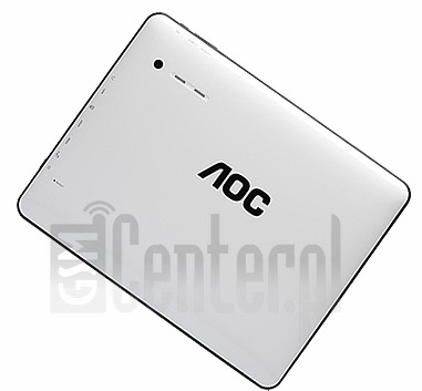 "AOC MG97DR-16 Breeze Tab 9.7"" image on imei.info"