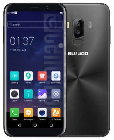 IMEI Check BLUBOO S8 on imei.info
