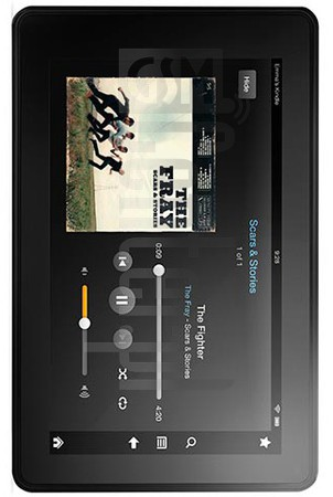 AMAZON Kindle Fire image on imei.info