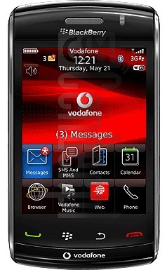 BLACKBERRY 9550 Storm2 image on imei.info