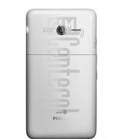 PHILIPS V900 image on imei.info