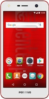 POSITIVO Twist Metal image on imei.info