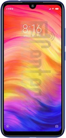 XIAOMI Redmi Note 7 Specification - IMEI info