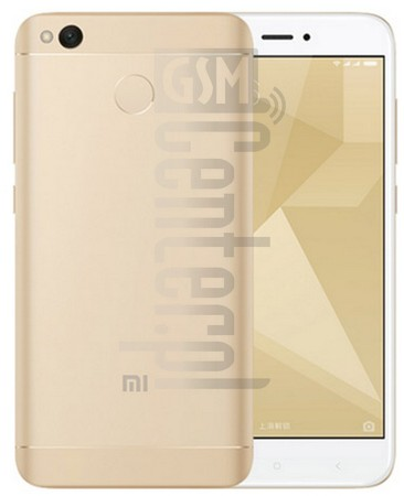XIAOMI Redmi 4X Specification - IMEI info